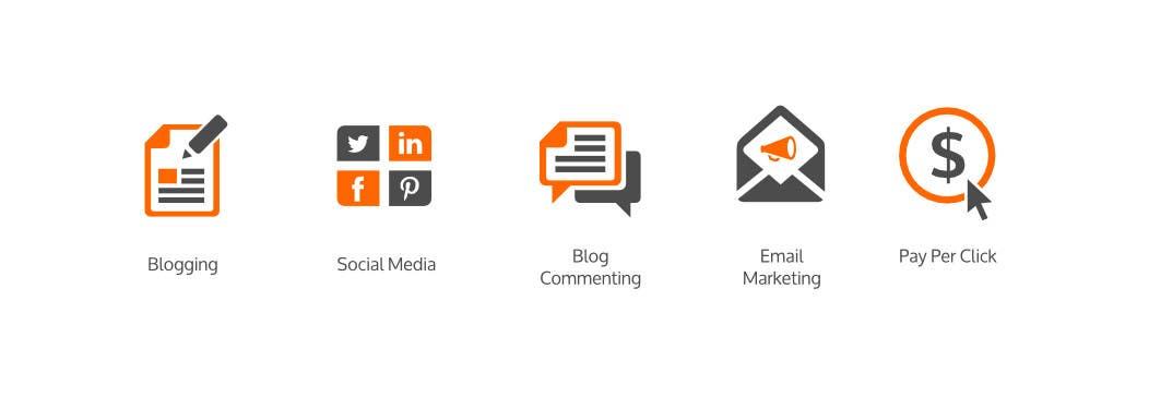 Inscrição nº                                         12                                      do Concurso para                                         Web and Online Marketing Icon Design Set