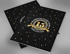 Nro 10 kilpailuun Nova 15th Anniversary Invite käyttäjältä ershad0505