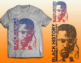 #15 untuk Black History T-Shirt Design oleh xofferPSedits