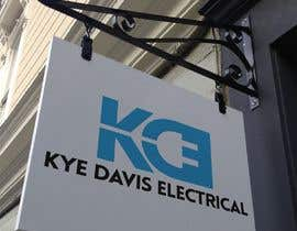 Nro 9 kilpailuun My business name is Kye Davis Electrical. But may also be designed as (KDE) thanks. käyttäjältä Alaedin