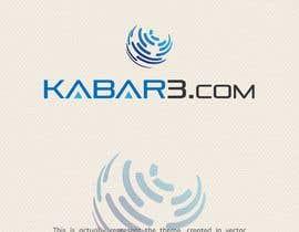 #240 för Design a Logo KABAR3.COM av Mhasan626297