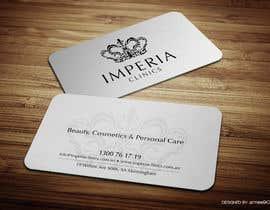 #8 za Design a Business Card od arnee90