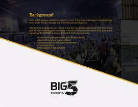 #15 for Design a Brochure For A Esports Organization by SLP2008
