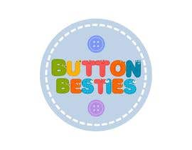 #124 for Button Buddies Logo by janainabarroso