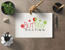 #120 for Button Buddies Logo by JohnDigiTech