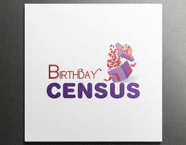 #70 for Birthday Census Logo by engshahadat