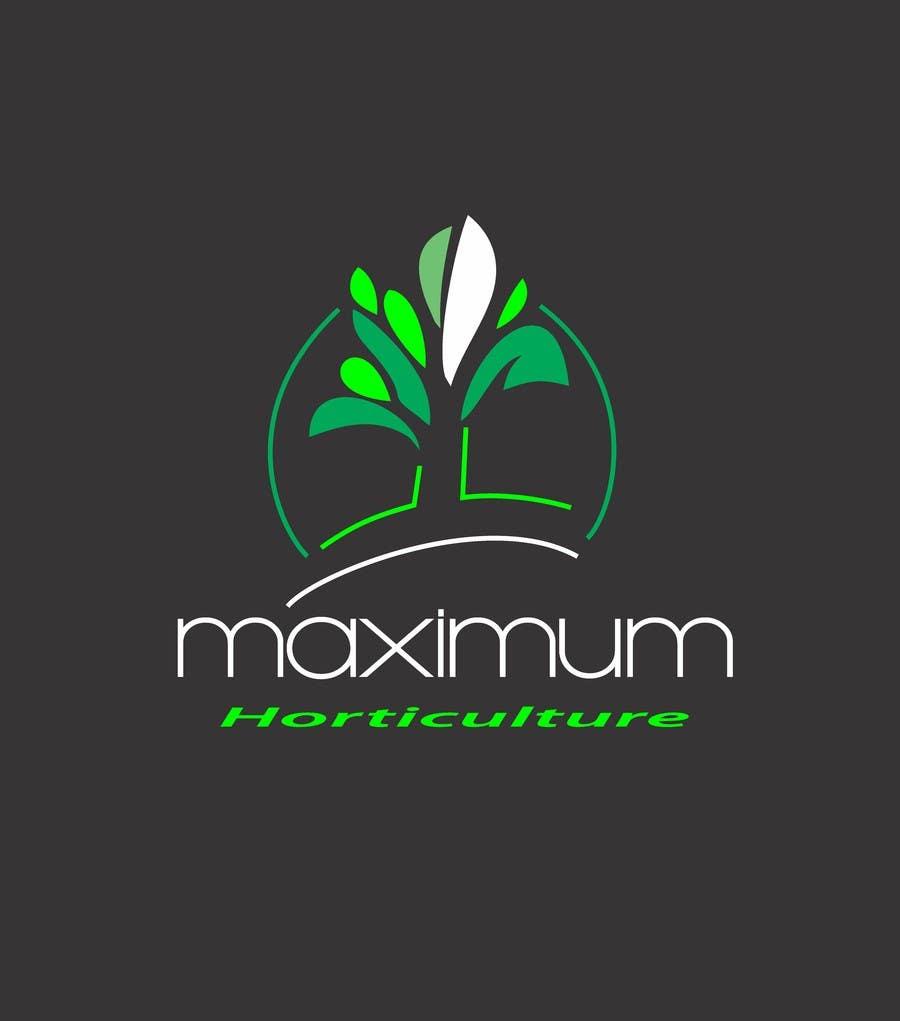 Penyertaan Peraduan #                                        12                                      untuk                                         Design a Logo for my horticulture company