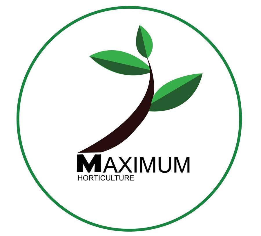 Penyertaan Peraduan #                                        15                                      untuk                                         Design a Logo for my horticulture company