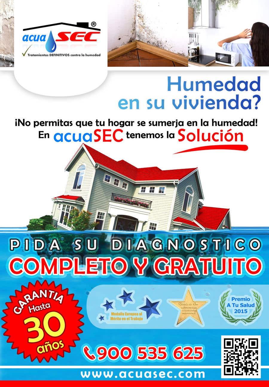 Contest Entry #32 for Anuncio publicitario para prensa escrita (página completa)