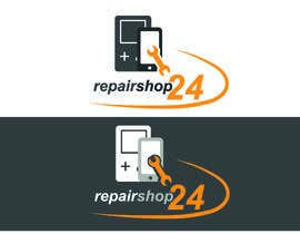 #5 for Logo for my Webshop, I'm selling repair parts for mobile phones and consoles. name of my Webshop is repairshop24 af giuliachicco92