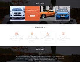 sudpixel tarafından New design for existing web site. için no 3