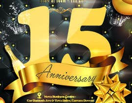 #3 for Nova 15th Anniversary Flyer by ariprasetyo333