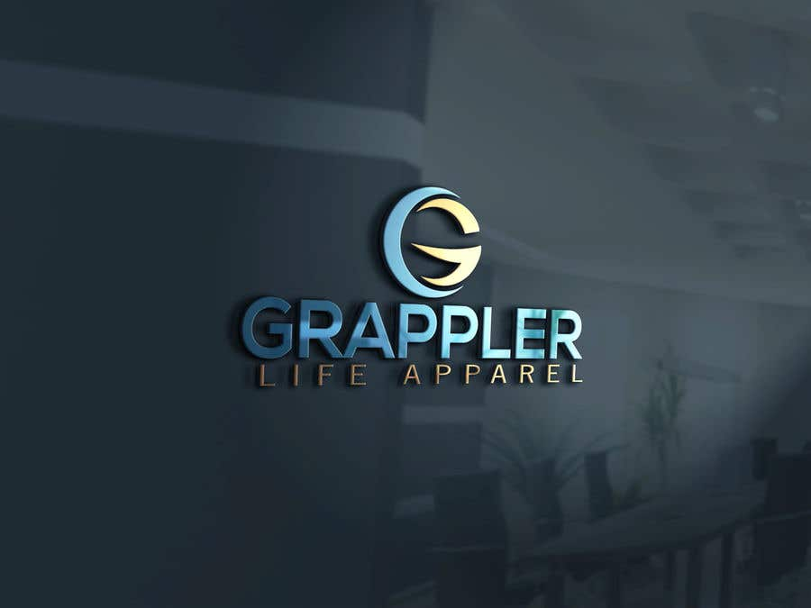 Contest Entry #17 for I need a simple one color logo designed for a clothing line.  The logo needs to be simple but yet recognizable once the customer has seen it.  I do not want letters or the name in the logo.  www.zazzle.com/grappler_life