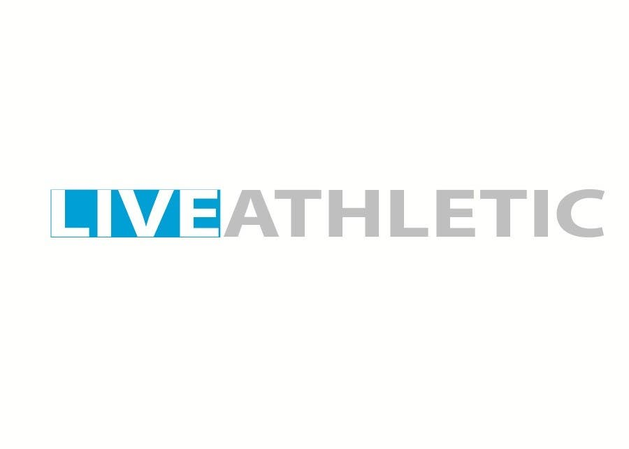 #454 for Logo Design for LIVE ATHLETIC by down4life