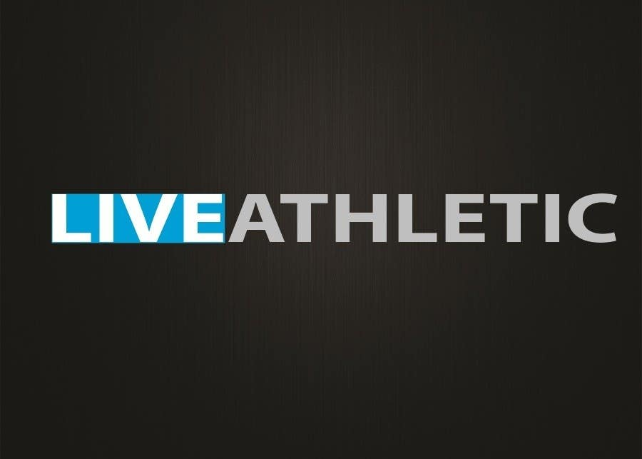#453 for Logo Design for LIVE ATHLETIC by down4life