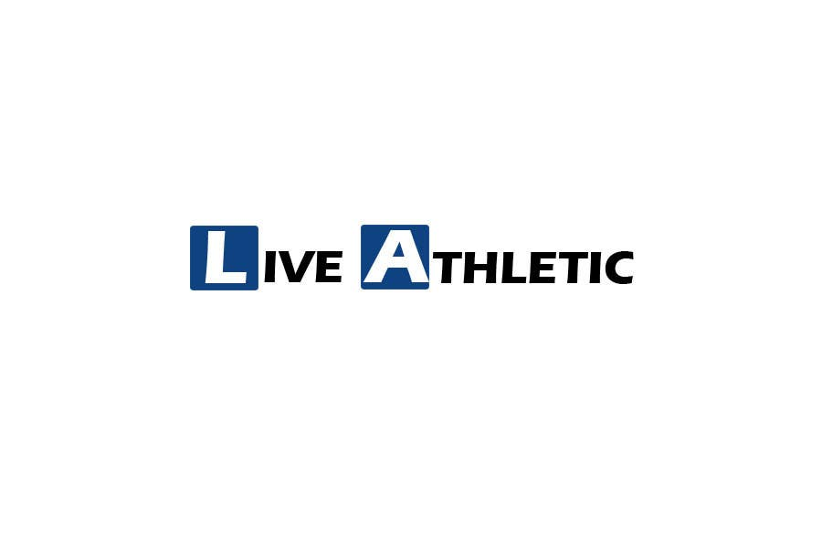 Konkurrenceindlæg #696 for Logo Design for LIVE ATHLETIC