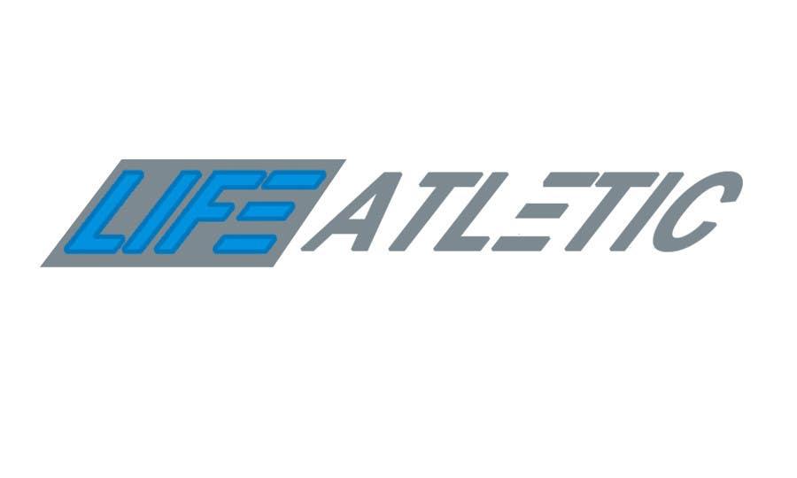 Kilpailutyö #949 kilpailussa Logo Design for LIVE ATHLETIC