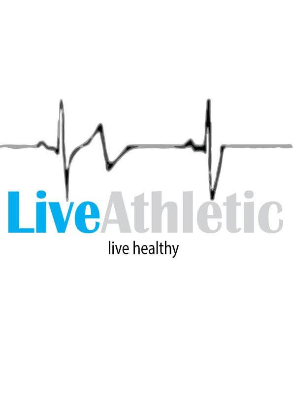 Inscrição nº 531 do Concurso para Logo Design for LIVE ATHLETIC