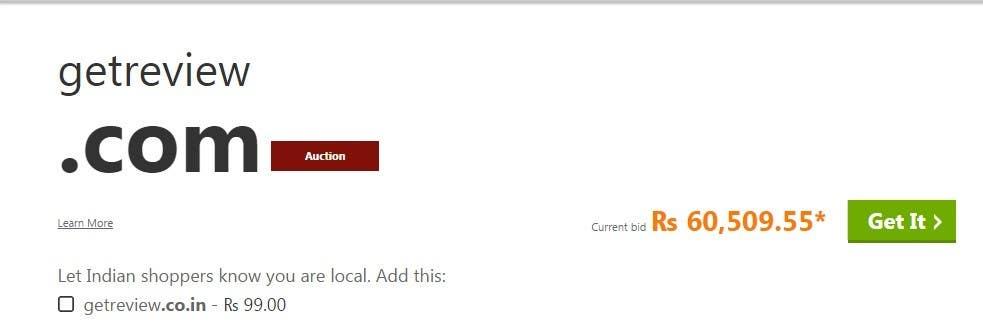 Penyertaan Peraduan #                                        85                                      untuk                                         Finding the best domain name available