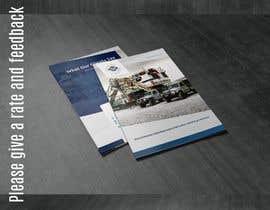 #36 za Design a Brochure For Mining Mechanic od MrDesi9n