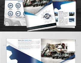 #23 za Design a Brochure For Mining Mechanic od FantasyZone