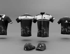 Nro 34 kilpailuun Design Shirts and Hat for Video Gaming Console Company käyttäjältä AlexAugustine