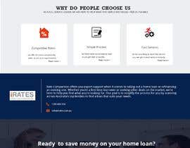 #85 for Design a Website Mockup by Dineshaps