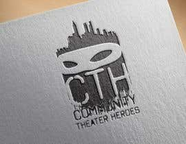 #137 for Community Theater Heroes Logo Contest by Exer1976