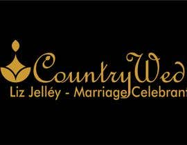 "#5 for I need a logo for my new business. I want it to have a classy country vibe. The company name is ""Country Wed"", and it needs to also contain ""Liz Jelléy - Marriage Celebrant"" Maybe some sort of botanic or wreath like logo. Thanks by svrnraju"