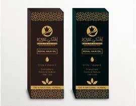 adryaa tarafından Create a Design for Natural Hair oil box için no 5