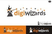Graphic Design Конкурсная работа №563 для Logo Design for DigiWizards