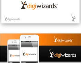 #313 for Logo Design for DigiWizards by gfxbucket