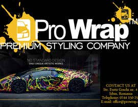 #14 for Design a Step and Repeat BANNER for my car company by MaryamUmar15