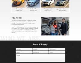 #30 for Website Design Mockup (only design, no code) af pixelwebplanet