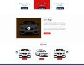 #17 for Website Design Mockup (only design, no code) af Rajdeep97800
