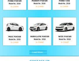 #35 for Website Design Mockup (only design, no code) af mywebsite007