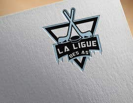 #2 for AMATEUR ICE HOCKEY LEAGUE LOGO FOR PLAYING SWEATER by imtiazhossain707