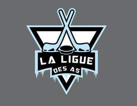 #5 for AMATEUR ICE HOCKEY LEAGUE LOGO FOR PLAYING SWEATER by imtiazhossain707