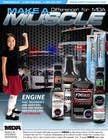 Advertisement Design for Throttle Muscle için Graphic Design10 No.lu Yarışma Girdisi