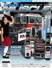 Advertisement Design for Throttle Muscle için Graphic Design20 No.lu Yarışma Girdisi