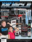 #22 for Advertisement Design for Throttle Muscle by F5DesignStudio