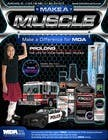 Advertisement Design for Throttle Muscle için Graphic Design38 No.lu Yarışma Girdisi