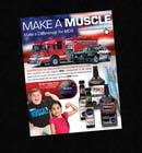 Advertisement Design for Throttle Muscle için Graphic Design7 No.lu Yarışma Girdisi