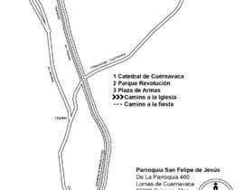 Nro 2 kilpailuun Map in vector format käyttäjältä sinojos1