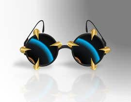 #18 dla Graphic Design Of Sunglasses Needed przez alviolette