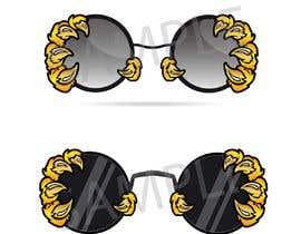 #16 dla Graphic Design Of Sunglasses Needed przez parulgupta549