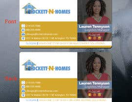 #86 για Design some double sided real estate Business Cards από kpimajed