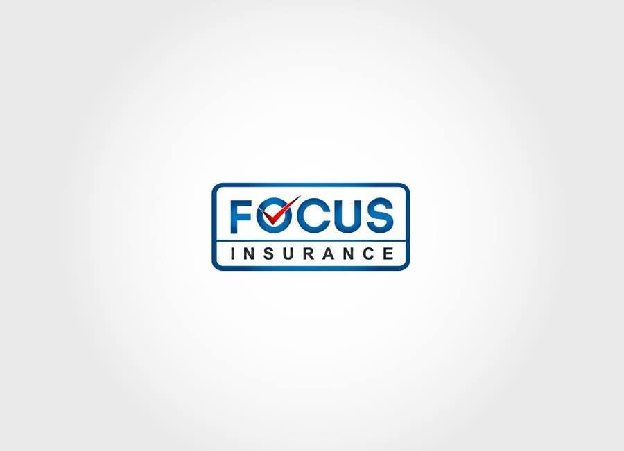 Inscrição nº 656 do Concurso para Logo Design for Focus Insurance
