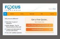 Graphic Design Inscrição do Concurso Nº296 para Logo Design for Focus Insurance