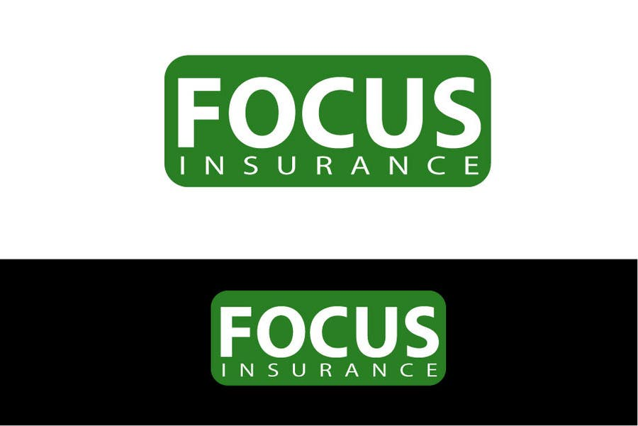 #306 for Logo Design for Focus Insurance by woow7